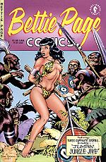 Bettie Page Comics #1