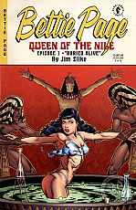 Bettie Page: Queen of the Nile #1