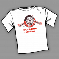 Bulldog Studio T-Shirt