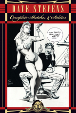 Dave Stevens: Complete Sketches & Studies Variant Cover Edition