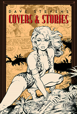 Dave Stevens: Covers & Stories Variant Cover Edition