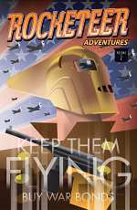Rocketeer Adventures, Volume Two