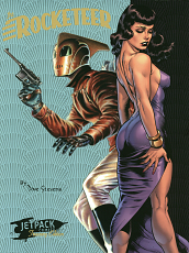 The Rocketeer Jetpack Comics Treasury Edition