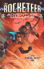 The Rocketeer Adventure Magazine #3