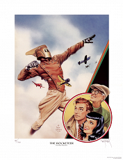 The Rocketeer Print