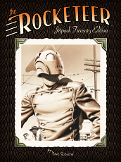 The Rocketeer Jetpack Treasury Edition