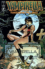 Vampirella: Transcending Time & Space